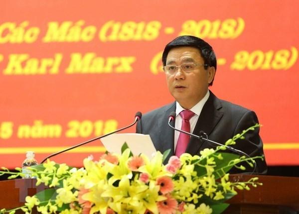 Vietnam revisa implementacion del Programa de Construccion en periodo de transicion hacia Socialismo hinh anh 1