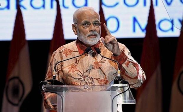 Primer ministro indio destaca solidos nexos en defensa con Singapur hinh anh 1