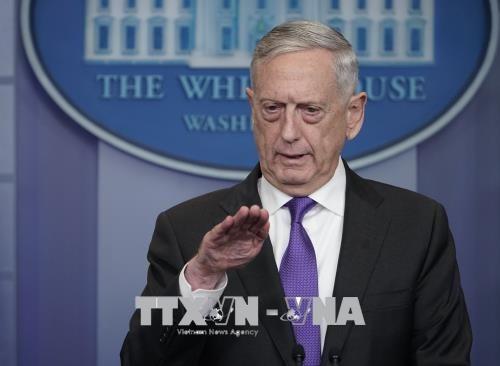 Estados Unidos promete reforzar los lazos de seguridad con ASEAN hinh anh 1