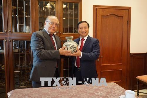 Universidad rusa aspira a impulsar cooperacion con centros educativos vietnamitas hinh anh 1
