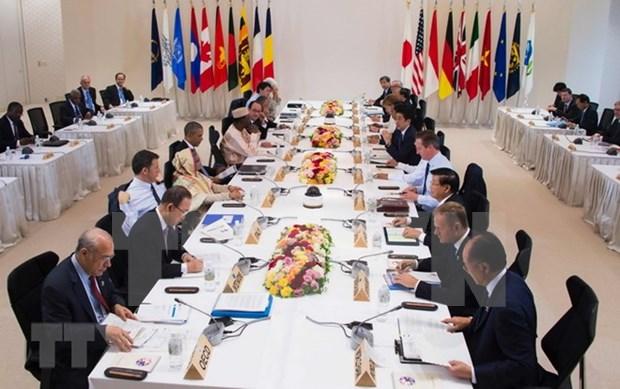 Vietnam invitado a la Cumbre del G7 hinh anh 1