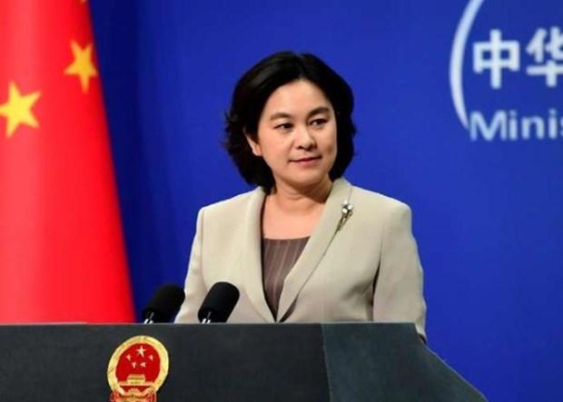 China comprometido a promover la cooperacion con ASEAN en sectores clave hinh anh 1