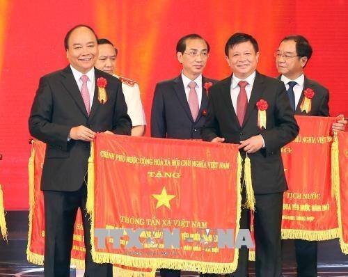 Conmemoran aniversario 70 de campana de emulacion patriotica iniciada por Presidente Ho Chi Minh hinh anh 1
