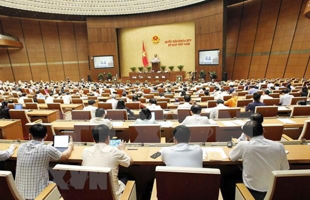 Parlamento vietnamita iniciara manana sesiones de interpelacion a miembros del gobierno hinh anh 1