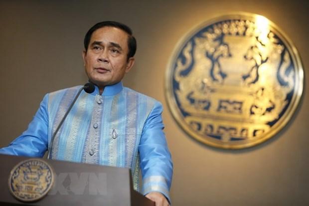 Tailandia: Gobierno planea reunirse con partidos politicos hinh anh 1