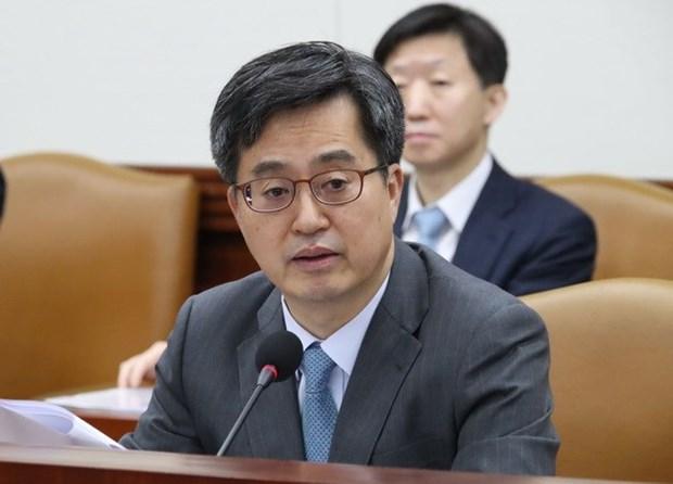 Corea del Sur y Filipinas impulsan la firma del Tratado de Asociacion Integral Regional hinh anh 1