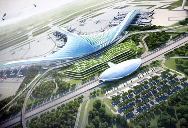 Comienza primera etapa de construccion de Aeropuerto Internacional de Long Thanh hinh anh 1