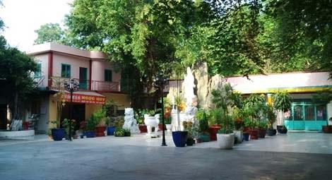Hotel para huerfanos y ancianos en provincia survietnamita de Binh Duong hinh anh 1