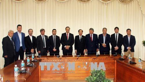Ciudad Ho Chi Minh fortalece cooperacion con provincias argentinas hinh anh 1