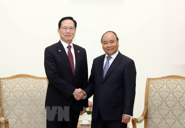 Gobierno de Vietnam respalda cooperacion en defensa con Corea del Sur hinh anh 1