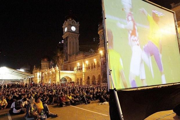 Malasios disfrutaran de la Copa Mundial de Futbol sin ningun costo hinh anh 1