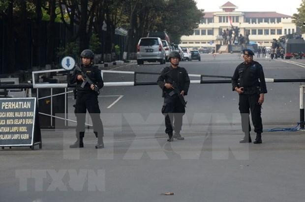 Detienen en Indonesia complot de ataque con bombas en universidad hinh anh 1