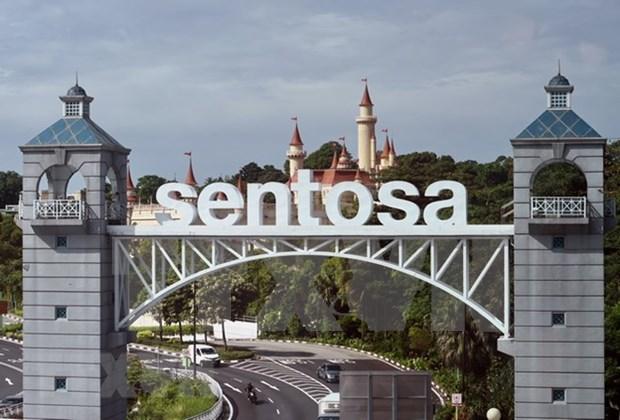 Centro turistico de Singapur podria acoger cumbre entre EE.UU. y Corea de Norte hinh anh 1