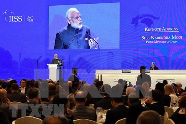 Cumbre de Seguridad de Asia ratifica importancia de cooperacion internacional hinh anh 1