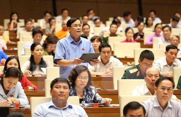 Asamblea Nacional: nueva regla para sesion de interpelacion demuestra ser efectiva hinh anh 1