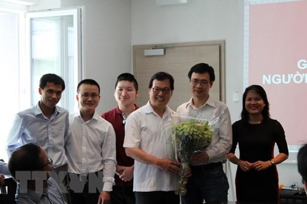 Promueven aportes de intelectuales vietnamitas en Suiza para desarrollo nacional hinh anh 1