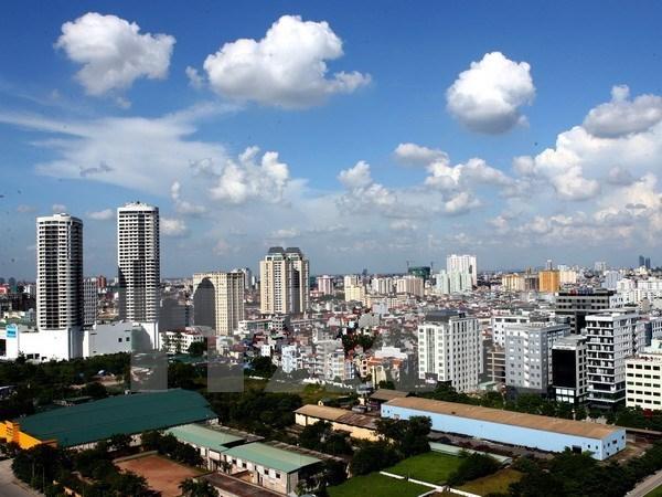 Economia de Hanoi muestra resultados positivos en lo que va de ano hinh anh 1