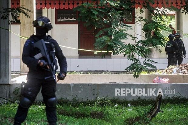 Fuentes civiles ayudan a estropear complot de ataque con bombas en Indonesia hinh anh 1