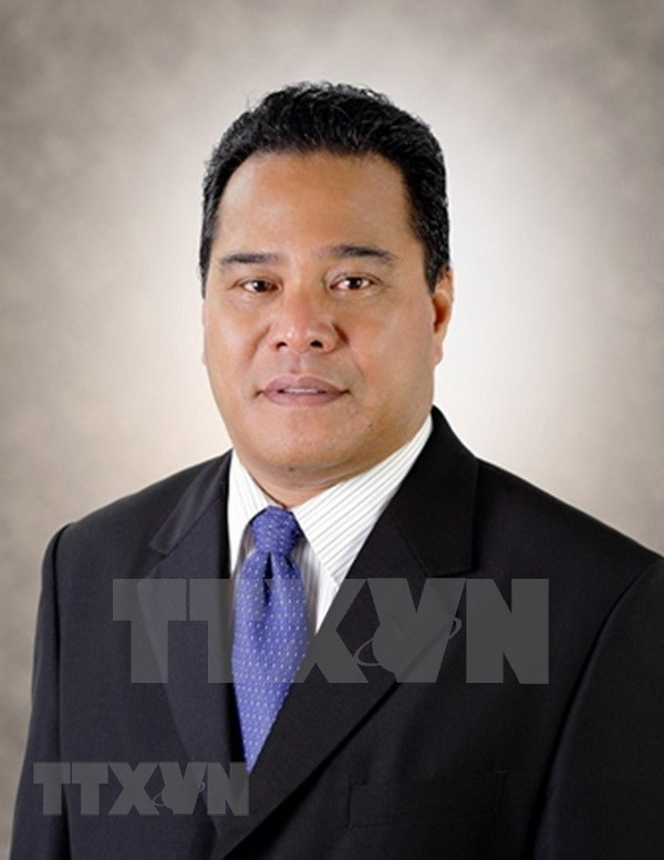 Vocero del Congreso de Micronesia inicia visita oficial a Vietnam hinh anh 1