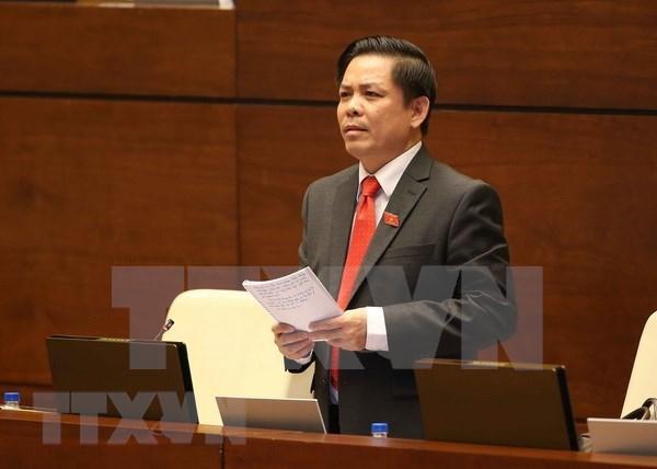 Electores vietnamitas reconocen calidad de interpelaciones del Parlamento hinh anh 1