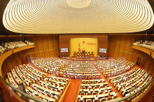 Dos ministros compareceran hoy ante Parlamento de Vietnam hinh anh 1