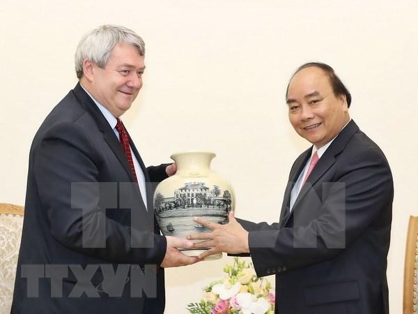 Vietnam y Republica Checa promueven cooperacion en nuevos sectores hinh anh 1