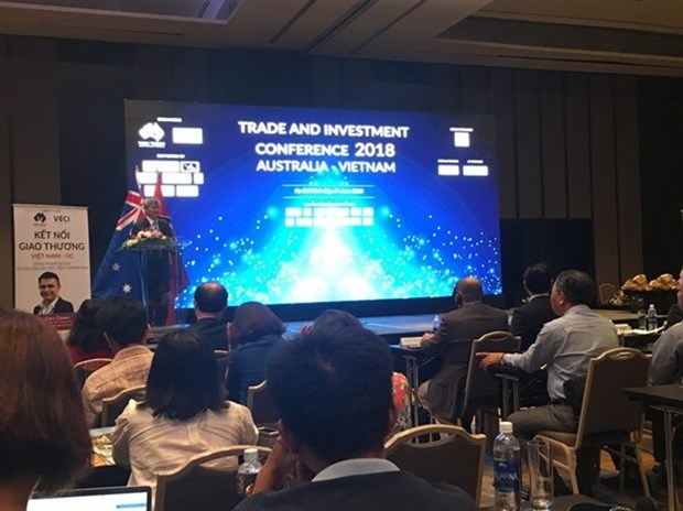 Comercio Vietnam- Australia avanzara a buen ritmo impulsado por CPTPP hinh anh 1