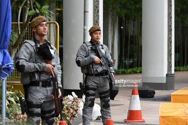 Singapur analiza posible sede del centro de prensa para la cumbre EE.UU- Corea del Norte hinh anh 1