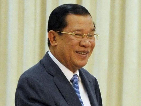 Premier camboyano declara intencion de gobernar otros 10 anos hinh anh 1