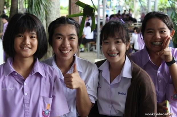 Tailandia incluira temas de educacion sexual en examenes para prevenir embarazo adolescente hinh anh 1