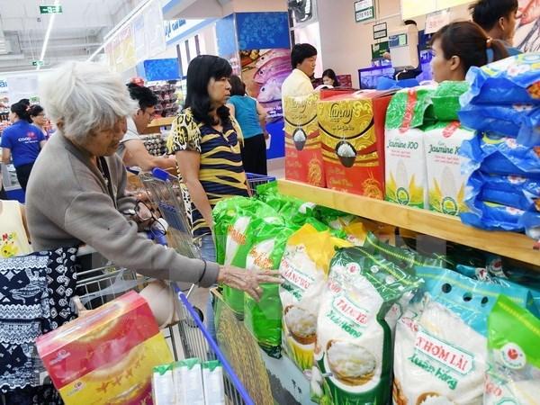 En auge mercado minorista de Ciudad Ho Chi Minh hinh anh 1