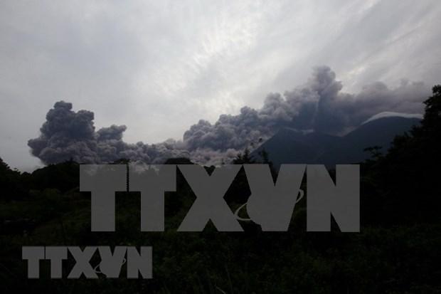 Vietnam expresa su solidaridad con Guatemala tras erupcion volcanica hinh anh 1