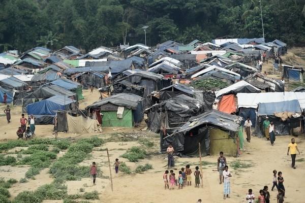 Myanmar y ONU firman acuerdo para repatriacion de refugiados rohingyas hinh anh 1