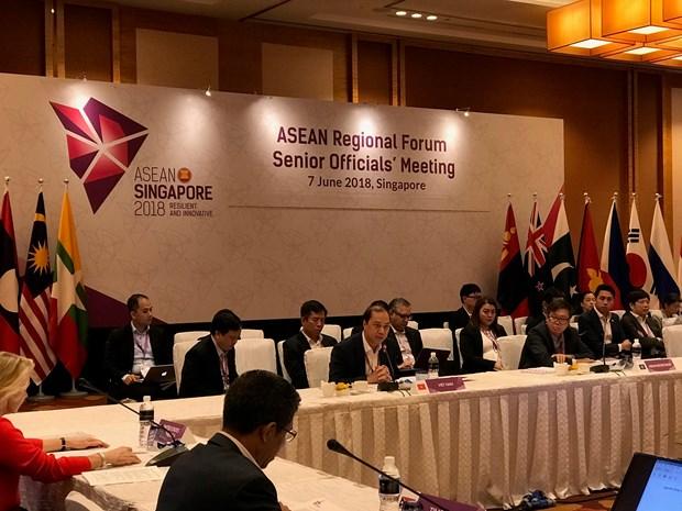 Vietnam resalta importancia de cooperacion para la paz y seguridad regional hinh anh 1