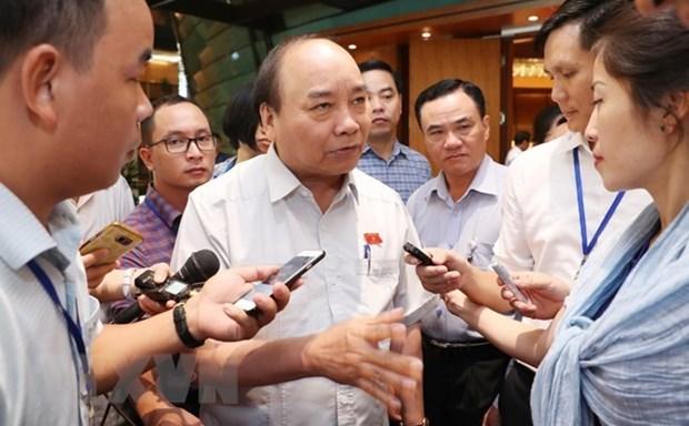 Premier de Vietnam: ¡Intereses de la nacion son prioridad suprema! hinh anh 1