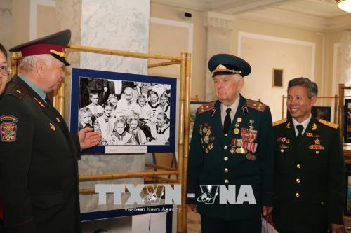 Celebran en Ucrania exposicion fotografica sobre Vietnam hinh anh 1
