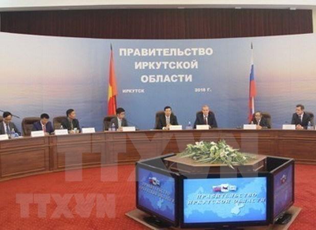 Localidades de Vietnam y Rusia buscan incrementar lazos cooperativos hinh anh 1