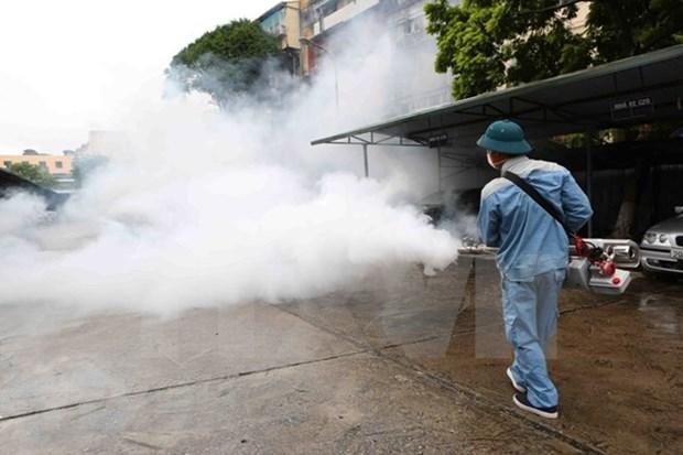 Tailandia enfrenta riesgo de un brote de dengue en el noreste del pais hinh anh 1