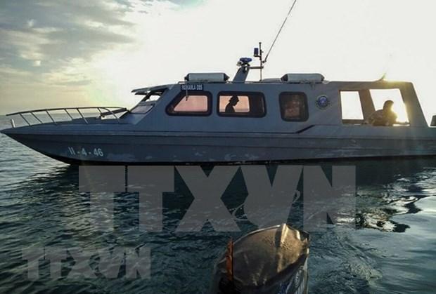 Indonesia impulsa la lucha contra transporte ilegal de armas por via maritima hinh anh 1