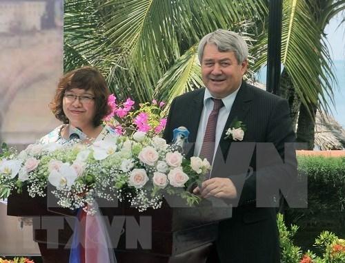 Republica Checa inaugura consulado honorario en ciudad norvietnamita hinh anh 1