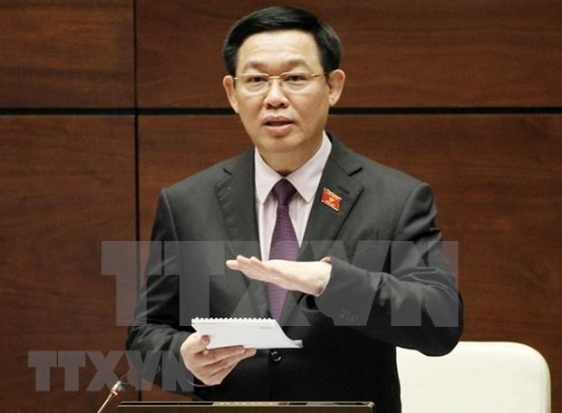 Vicepremier de Vietnam clarifica sobre zonas economicas especiales hinh anh 1