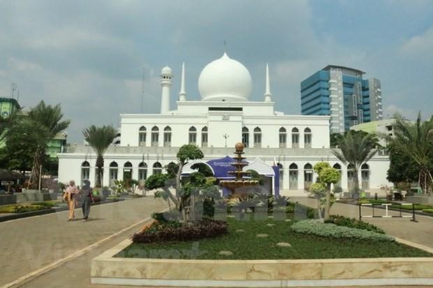 Indonesia refuerza seguridad durante el festival Idul Fitri hinh anh 1