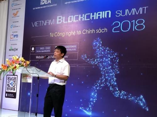 Analizan en Hanoi aplicacion de tecnologia Blockchain en la economia digital hinh anh 1