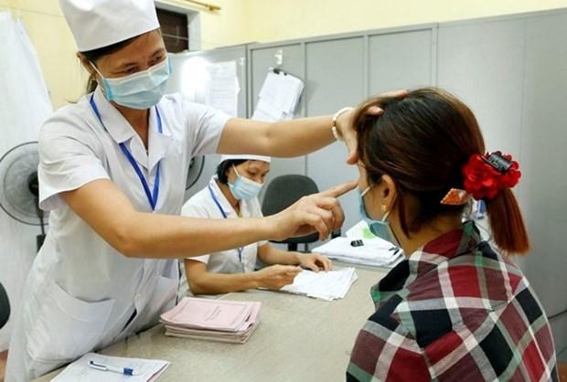 Impulsan en Vietnam tratamiento preventivo de transmision materno-infantil del VIH hinh anh 1
