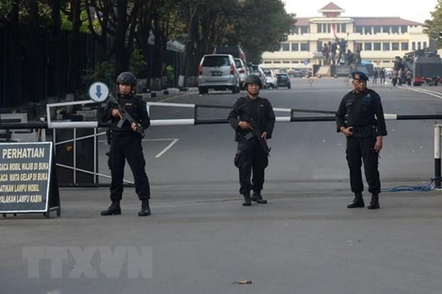 Policia de Indonesia pide al Gobierno aumentar presupuesto para sus misiones hinh anh 1