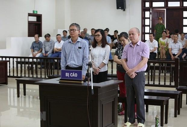 Tribunal de apelacion mantiene cargos de culpables en caso de malversacion en PVP Land hinh anh 1