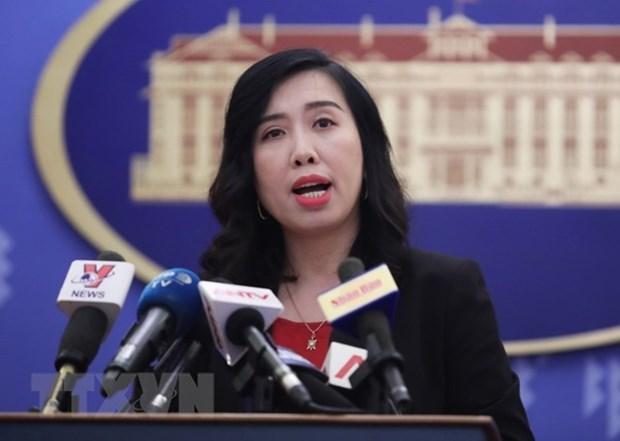 Reitera Vietnam politica consecuente del Estado de respetar la libertad religiosa hinh anh 1