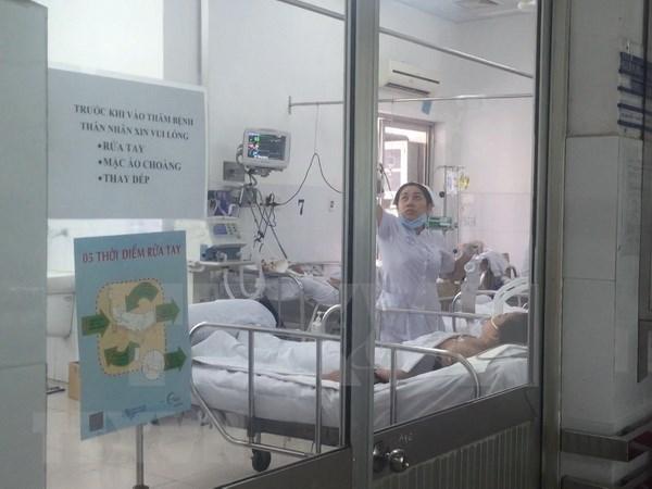 Ciudad Ho Chi Minh confirma una muerte por gripe A/H1N1 hinh anh 1