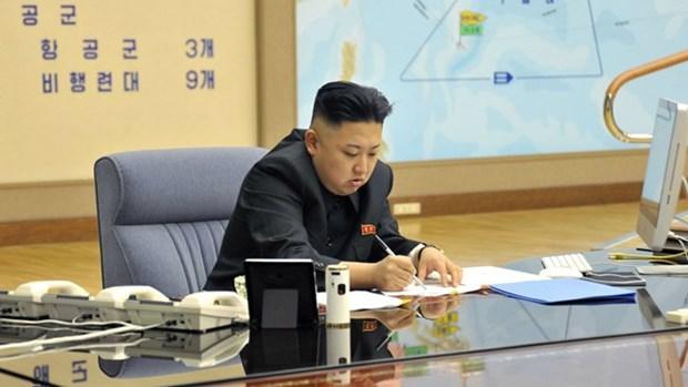 Premier singapurense conversara con Kim Jong-un en visperas de la reunion historica hinh anh 1
