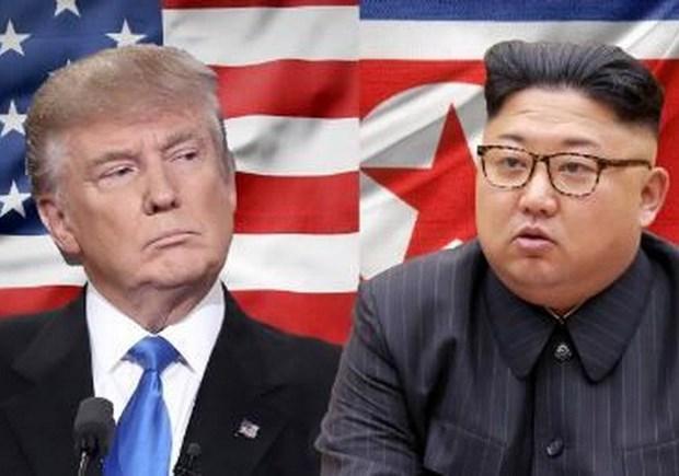 Lider norcoreano pide a Trump entrevistarse en Pyongyang en julio proximo, segun prensa de Sudcorea hinh anh 1